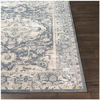41ELIZABETH 51844-MG Ademaro 35 X 24 inch Medium Gray/Charcoal/Taupe/White/Black Rugs, Rectangle dur1013-front.jpg thumb