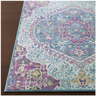 41ELIZABETH 52495-BP Ayland 94 X 34 inch Bright Purple/Pale Blue/Teal/Lime/Dark Green/Camel Rugs, Polyester ger2304-front.jpg thumb