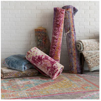 41ELIZABETH 52522-TP Ayland 94 X 34 inch Teal/Taupe/Bright Pink Rugs, Polyester ger2322-styleshot_201.jpg thumb
