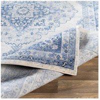 41ELIZABETH 53592-NB Alton 87 X 63 inch Navy/Bright Blue/Medium Gray/White Rugs igo2305-fold.jpg thumb