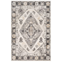 41ELIZABETH 53625-CG Alton 87 X 63 inch Charcoal/Medium Gray/Black/Tan/Beige/White Rugs thumb