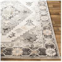 41ELIZABETH 53625-CG Alton 87 X 63 inch Charcoal/Medium Gray/Black/Tan/Beige/White Rugs igo2311-front.jpg thumb