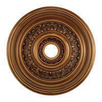 41ELIZABETH 40314-AB Carlyle Antique Bronze Medallion