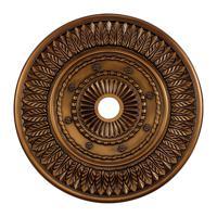 41ELIZABETH 40316-AB Revelation Antique Bronze Medallion