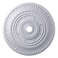 41ELIZABETH 40317-W Revelation White Medallion