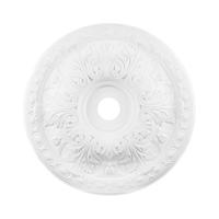 41ELIZABETH 40323-W Blaze White Medallion