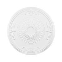 41ELIZABETH 40328-W Ivy White Medallion