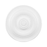 41ELIZABETH 40329-W Turner White Medallion