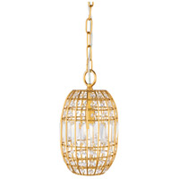 41ELIZABETH 47589-01 Margarelon 1 Light 7 inch Pendant Ceiling Light