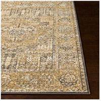 41ELIZABETH 57261-M Amando 35 X 24 inch Mustard/Black/White Rugs, Rectangle sev2328-front.jpg thumb