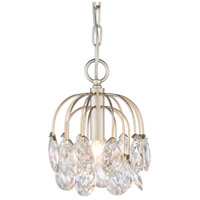 41ELIZABETH 47595-01 Felicia 1 Light 9 inch Pendant Ceiling Light