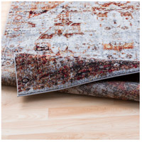 41ELIZABETH 57494-DR Brandon 35 X 24 inch Dark Red/Ivory/Black/Bright Orange/Medium Gray Rugs, Polypropylene srp1010-fold.jpg thumb
