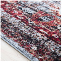 41ELIZABETH 57494-DR Brandon 35 X 24 inch Dark Red/Ivory/Black/Bright Orange/Medium Gray Rugs, Polypropylene srp1010-texture.jpg thumb
