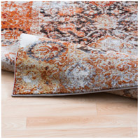 41ELIZABETH 57511-BO Brandon 87 X 63 inch Bright Orange/Black/Ivory/Dark Red/Medium Gray Rugs, Rectangle srp1013-fold.jpg thumb
