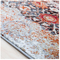 41ELIZABETH 57511-BO Brandon 87 X 63 inch Bright Orange/Black/Ivory/Dark Red/Medium Gray Rugs, Rectangle srp1013-texture.jpg thumb