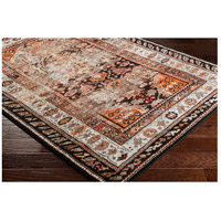 41ELIZABETH 45272-BO Brandon 114 X 79 inch Bright Orange Indoor Area Rug, Rectangle srp1018_corner.jpg thumb