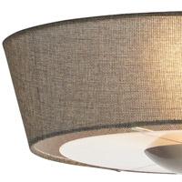 grey shade - Adesso Floor Lamp