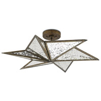 Stargazer Semi-Flush Mount