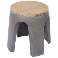 Gestalt Outdoor Ottoman or Stool