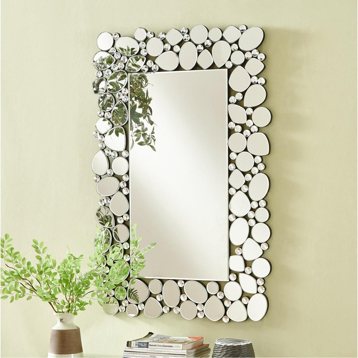Details about WALL MIRROR MODERN BEDROOM BATHROOM VANITY HALLWAY DINING  LIVING ROOM FOYER 47\