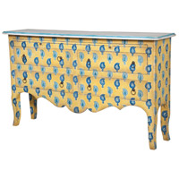 Portuguese Tile Buffet or Sideboard
