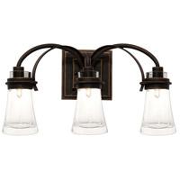 Bathroom Vanity Lights In Black bathroom vanity lights & lighting fixtures - lighting ny
