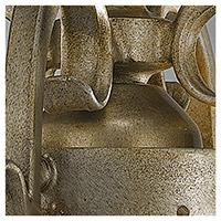 Feiss Cascade 5-Light Heritage Bronze 1-Tier Chandelier ...