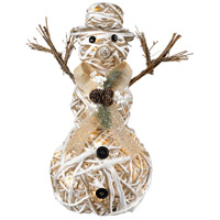 Snowman Holiday Decor