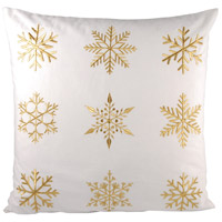White Christmas Holiday Decor