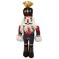 Nutcracker Decorative Pillow
