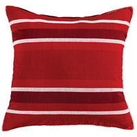 Holiday Ribbon Decorative Pillow