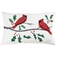 WInter Nottingham Decorative Pillow