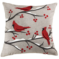 Cardinal Ridge Decorative Pillow
