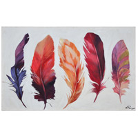 Feather Bliss Wall Accent