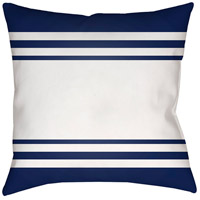 Lake Stripes Outdoor Cushion or Pillow