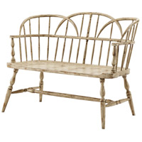 theodore-alexander-white-hoop-back-benches-am45002