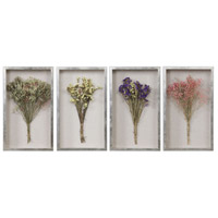 Summer Bouquets Wall Accent