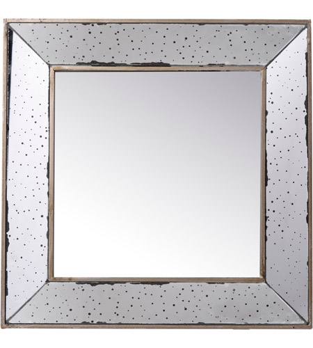 A&B Home DS30072 Signature 18 X 18 inch Antique Mirror photo