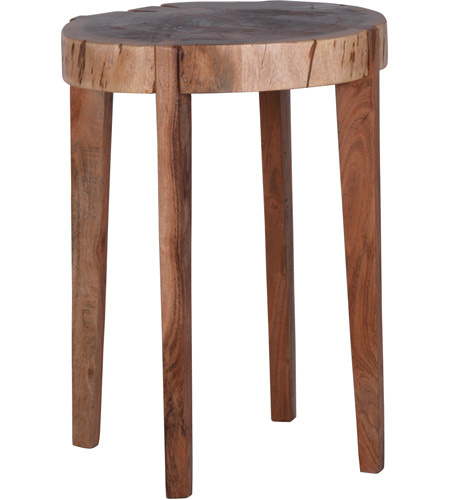 new product 3ce88 79730 A&B Home 42900 Aesthetic 22 inch Natural Stool