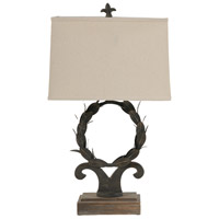 A&B Home 20 Fabric Table Lamps