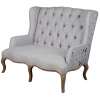 Kendall Gray Settee
