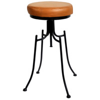 Dorsett 26 inch Black Bar Stool