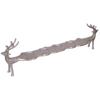 Reindeer 31 X 7 inch Votive Candle Holder
