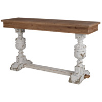 A&B Home 41122 Alcott 59 inch White Buffet Table