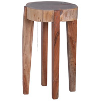 Aesthetic 18 inch Natural Stool