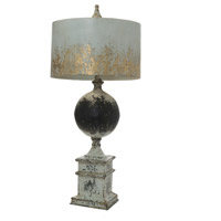 A&B Home Antique White Table Lamps