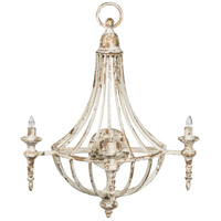A&B Home 43659 Donalt 26 inch White and Gold Wall Lamp Wall Light