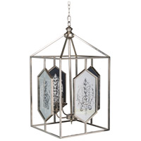 A&B Home 43949-DS Vintage Glamour 17 inch Iron Chandelier Ceiling Light