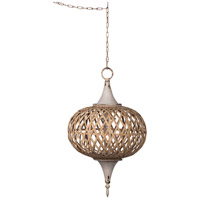 A&B Home 44023-DS Organic Elements 16 inch Gold Chandelier Ceiling Light