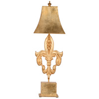 A&B Home 44031-DS Classic Vintage 31 inch 60 watt Gold Table Lamp Portable Light